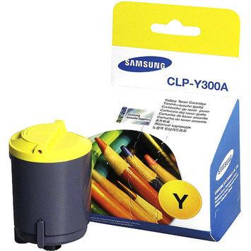 OEM Samsung CLP-Y300A Yellow Laser Toner Cartridge