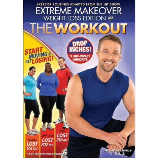 Lions Gate Extreme Makeover Weight Loss Edition [dvd] [ws/eng/2.0 Dol Dig]
