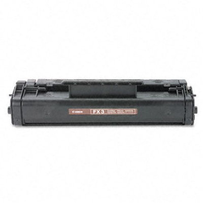 Canon Black FX-3 Toner Cartridge FX3