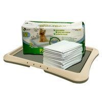 Richell USA Richell Paw Trax 50-Pack Value Kit - Tan (M)