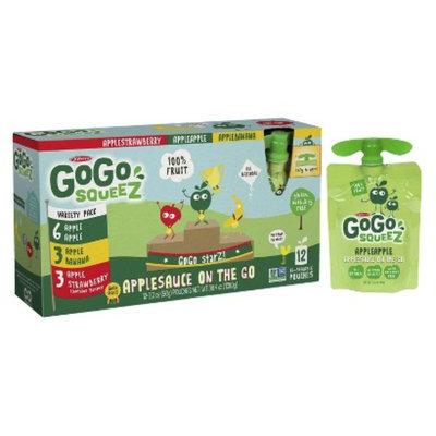 GoGo SqueeZ GoGo squeeZ Variety Pack
