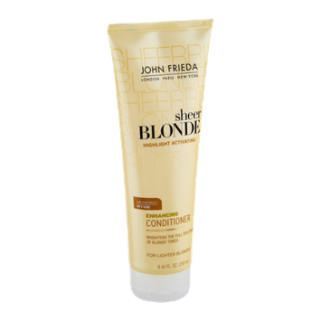 John Frieda Sheer Blonde Enhancing Lighter Blondes Conditioner