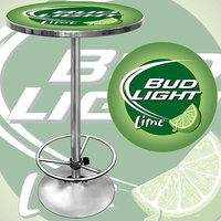 Trademark Global Games Trademark Global Bud Light Lime Pub Table