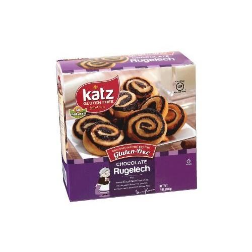Katz Gluten Free - Chocolate Rugelech. (7 Oz.)