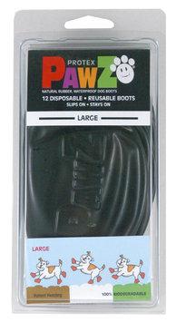 Protex Pawz Dog Boots - Black