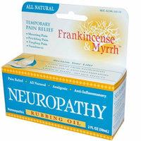 Frankincense and Myrrh Neuropathy Rubbing Oil 2 fl oz