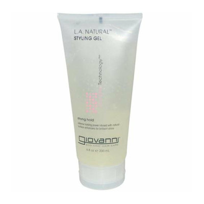 Giovanni Hair Products Giovanni L.A. Natural Styling Gel Strong Hold 6.8 fl oz