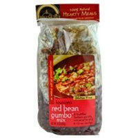 Frontier Soups Hearty Meals Gumbo Mix, Louisiana Red Bean, 15 Ounce