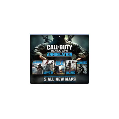 Activision Call of Duty : Black Ops Annihilation Map Pack DLC