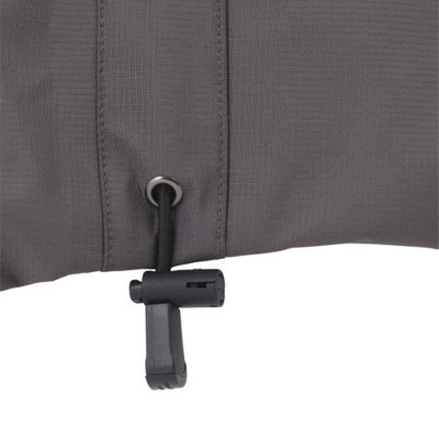 Aquatech All Weather Shield Large Telephoto Extension, Gray