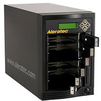 Aleratec 1:5 HDD Cruiser - 5 HDD Duplicator and 6 HDD Sanitizer