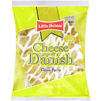 Little Debbie® Cheese Danish Classic Pastry