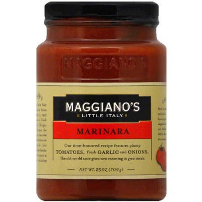 Maggiano's Little Italy Marinara Pasta Sauce, 25 oz, (Pack of 12)