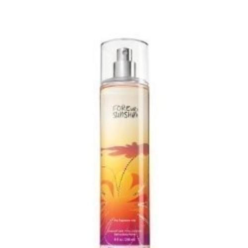 Bath Body Works Bath & Body Works Forever Sunshine Fine Fragrance Mist 8 oz (New Look)