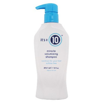 It's a 10 Miracle Volume Shampoo