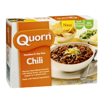 Quorn Chili Meatless & Soy Free