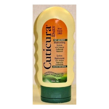 Cuticura Moisturizing Lotion (4oz)