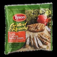 Tyson Grilled & Ready Fajita Chicken Breast Strips