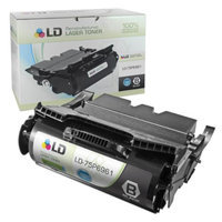 LD Compatible HY Black Laser Toner Cartridge for IBM 75P6961 (1532, 1552, 1572 Series Printers)