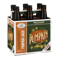 Lakefront Brewery Pumpkin Lager - 6 PK
