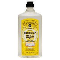 J.R. Watkins Naturals Hand Soap Refill, Lemon, 24 fl oz