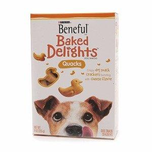 Beneful Baked Delights Quacks