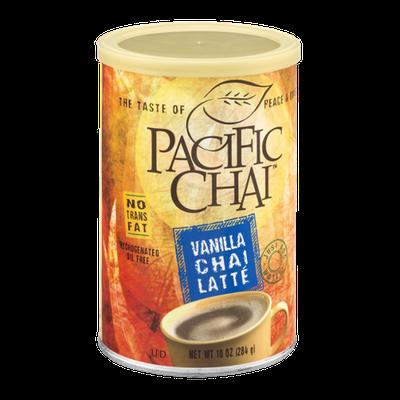 Pacific Chai Tea Latte Mix Vanilla Chai Latte