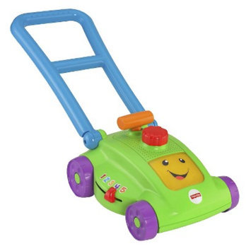 Laugh & Learn Fisher-Price Laugh and Learn Smart Stages Mower