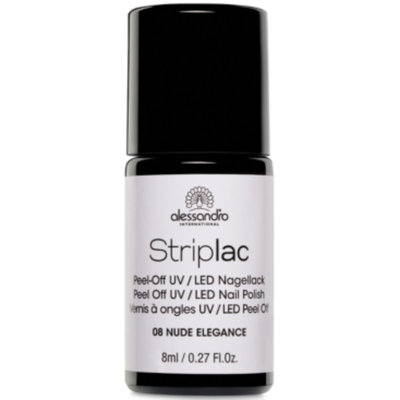 Alessandro International Alessandro Striplac Nail Colour