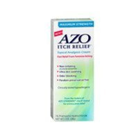 AZO Itch Relief Medicated Wipes-12 ct.