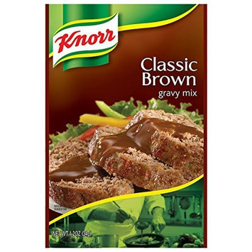 Knorr Gravy Mix Classic Brown
