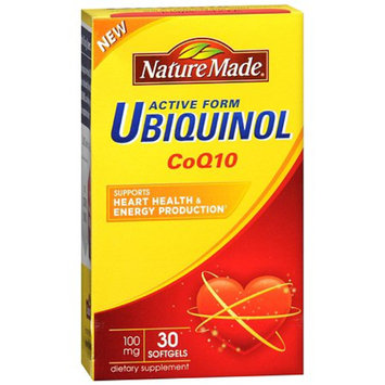 Nature Made Ubiquinol CoQ10 100 mg