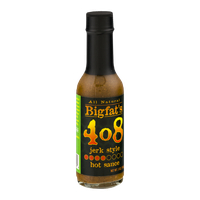 Bigfat's 408 Hot Sauce Jerk Style