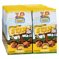 Funley's Delicious Stix in the Mud Cookie Clusters Caramel Clusters,12 Pack