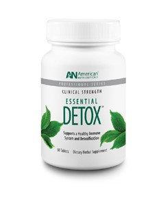 American Nutriceuticals Essential Detox (Badmaev 269) 60t