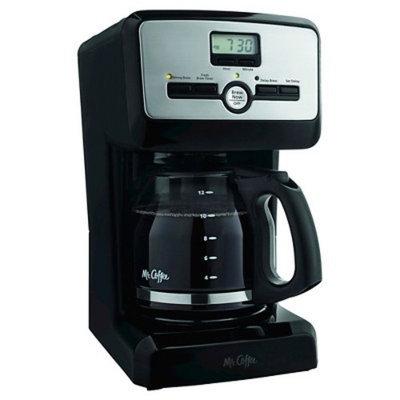 Mr. Coffee® 12-Cup Programmable Coffeemaker, PJX23