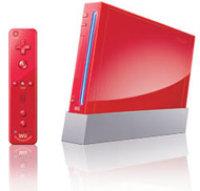Nintendo Wii System - Red (GameStop Premium Refurbished)