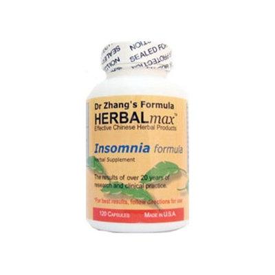 Dr. Zhangs Formulas Herbalmax Insomnia Formula