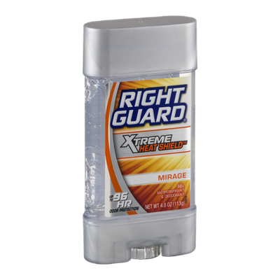 Right Guard Xtreme Heat Shield Gel Mirage