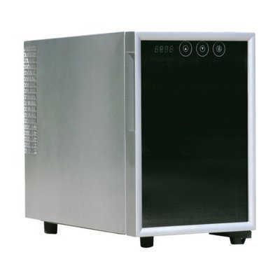 Sunpentown ThermoElectric 6-Bottle Wine and Beverage Chiller
