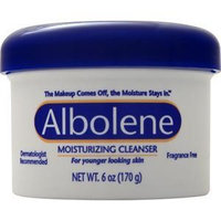 Albolene Moisturizing Cleanser Unscented 6 oz