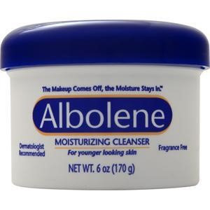 Albolene Moisturizing Cleanser Unscented 6 oz