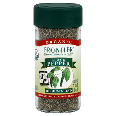Frontier Natural Products Organic Medium Grind Black Pepper