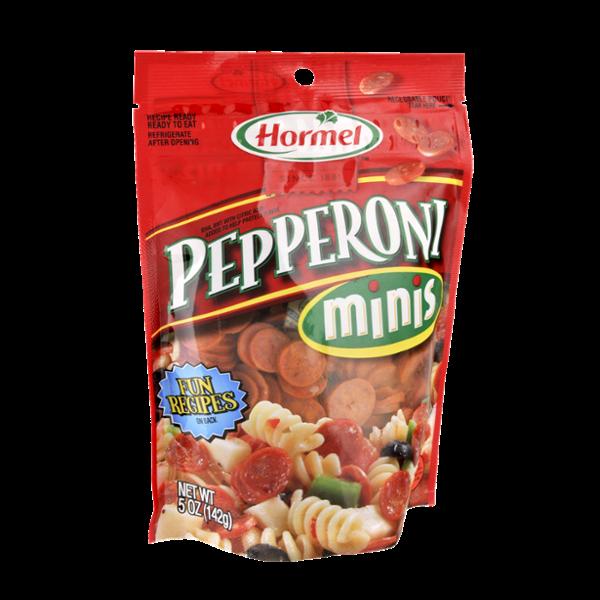 Hormel Minis Pepperoni