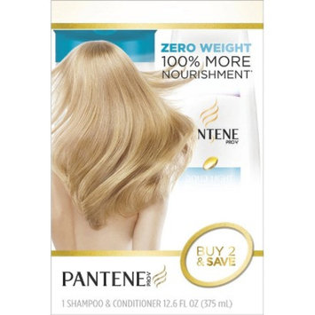 Pantene Zero Weight Collection