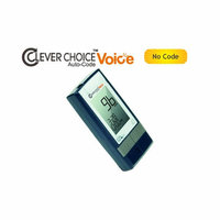 Simple Diagnostics Clever Choice Auto-Code Voice Blood Glucose Monitor