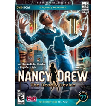 Her Interactive Nancy Drew: The Deadly Device (PC Games - Windows/MAC)