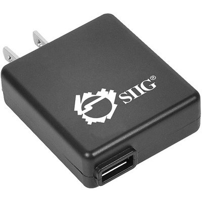 SIIG Siig AC-PW0712-S1 USB Wall Charger