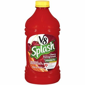 V8 Splash Cherry Pomegranate Vegetable & Fruit Juice