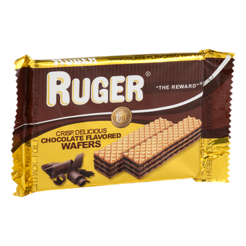Ruger Chocolate Flavored Wafers